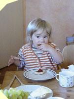 Eltern-Kind-Frühstück